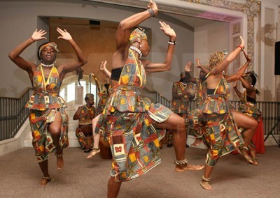 2Freed African Dance Group