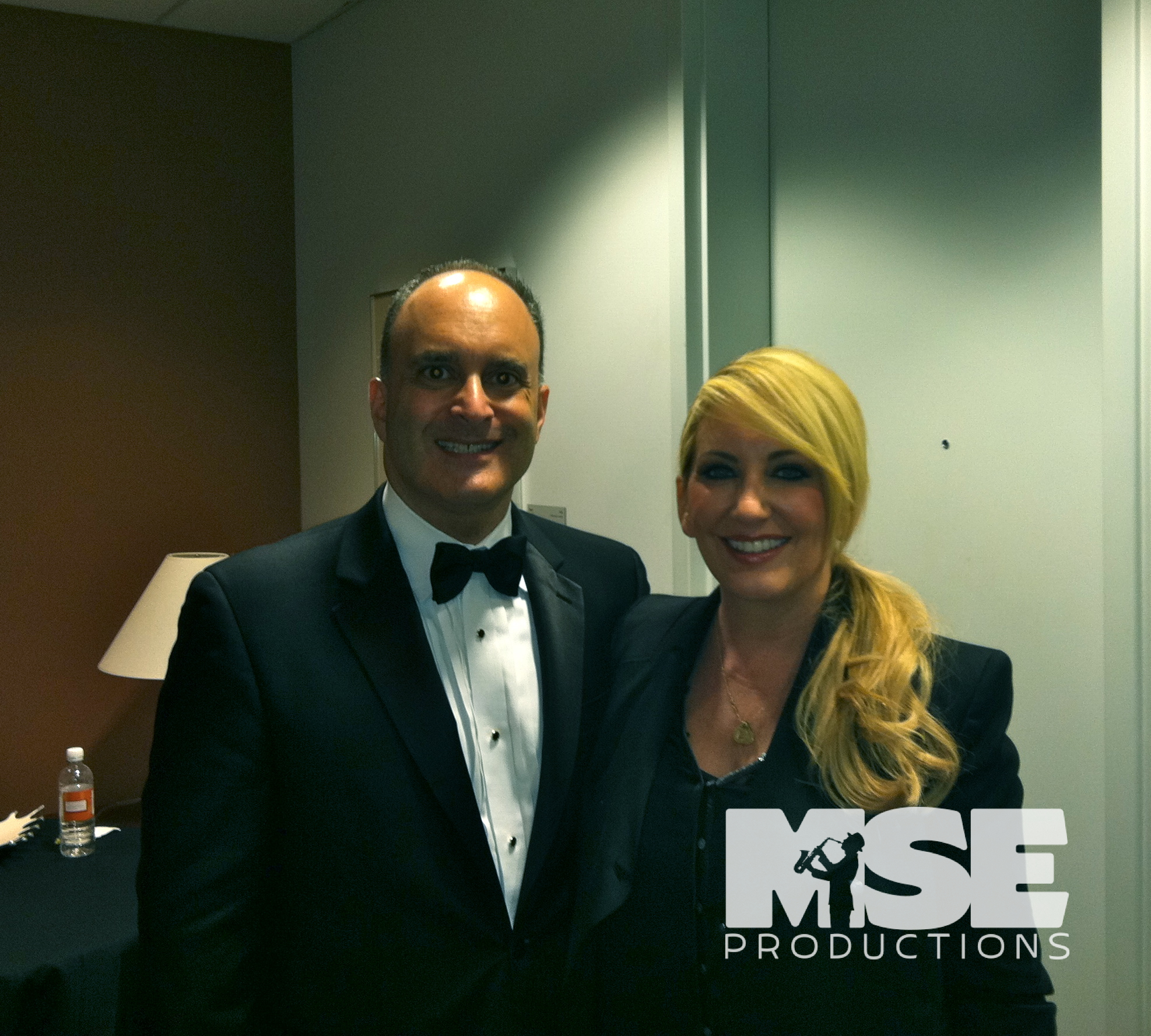 Miles Stiebel With Lee Ann Womack
