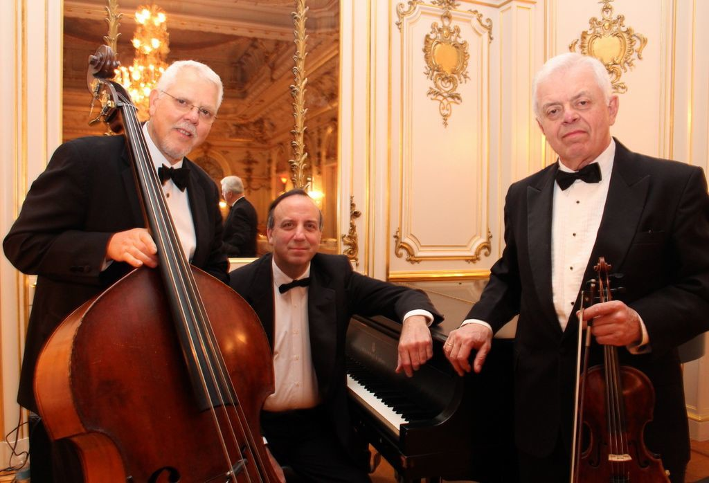 Pendulum Trio at the Cosmos Club