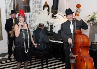 Speakeasy Roaring 20's Band