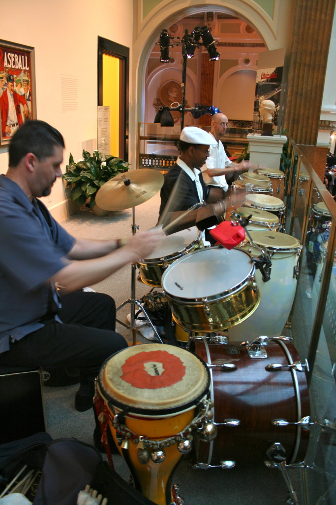Latin Percussion Trio