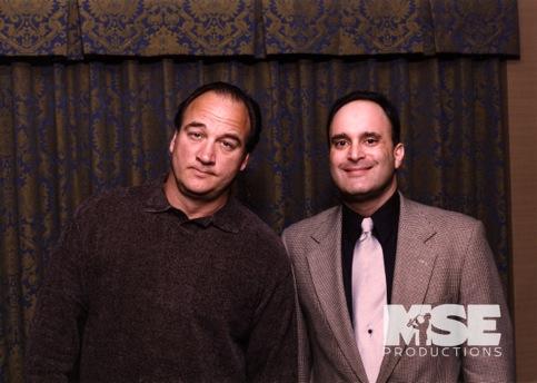 Jim Belushi & Miles Stiebel