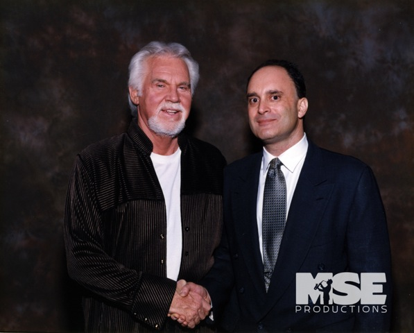 Kenny Rogers & Miles Stiebel