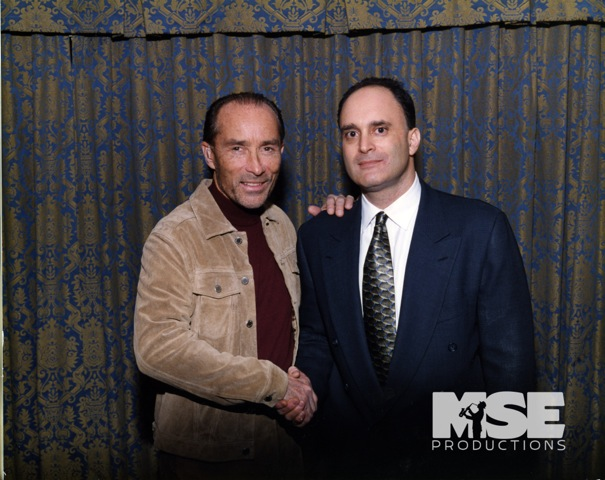 Lee Greenwood & Miles Stiebel